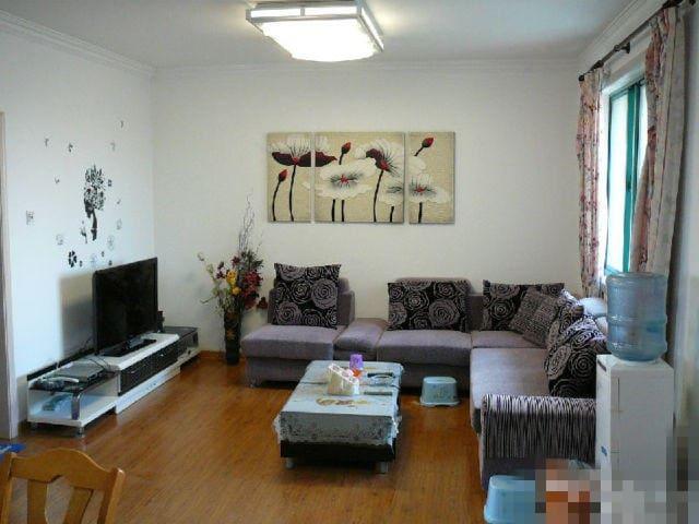 滨湖(北桥人家)精装日租房,你温馨的家