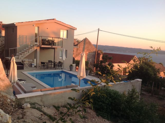 Villa Stipisa - Coastal villa with class ,
