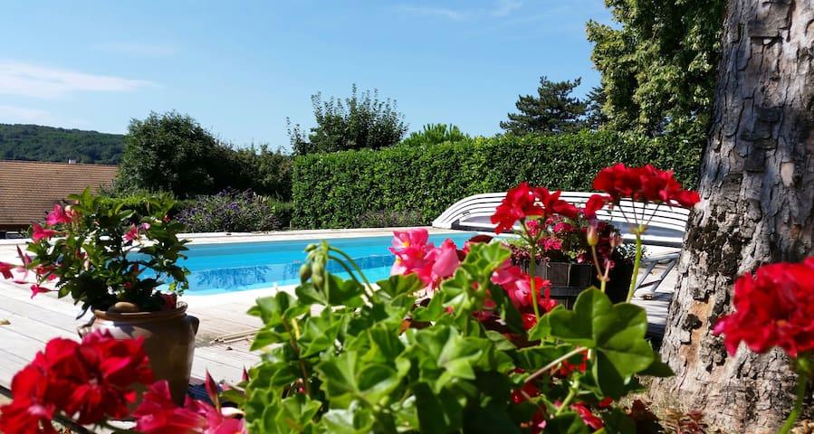 Séjour en Bourgogne Sud - Chenôves - Casa