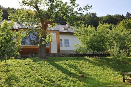 Fantastic weekend house - Hrachovište - Rumah