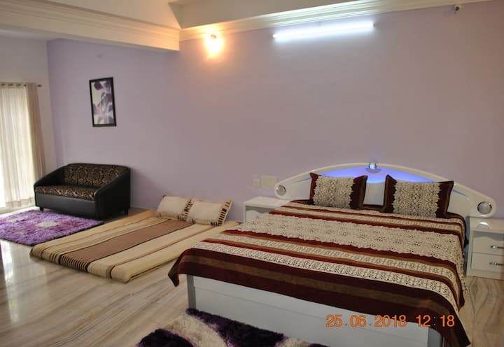 Luxurious Jain Villa Room's