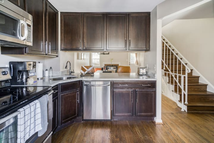 3BR Townhome in Arlington