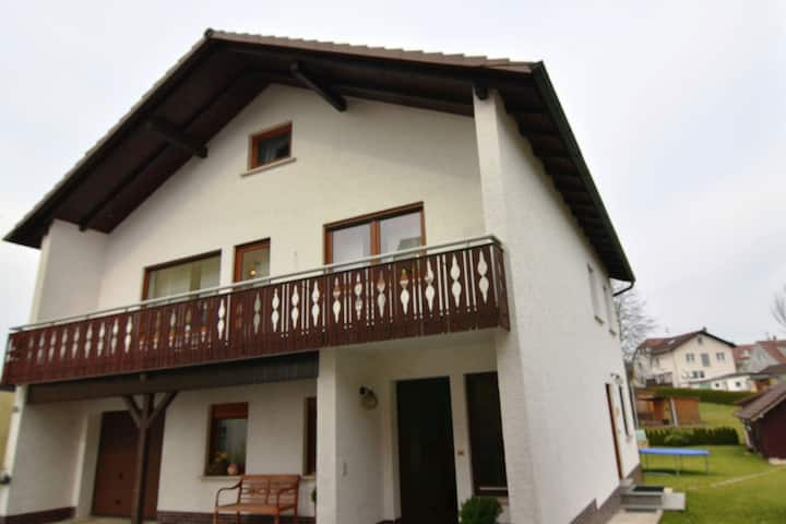 Modern Apartment near Forest in Burggrub
