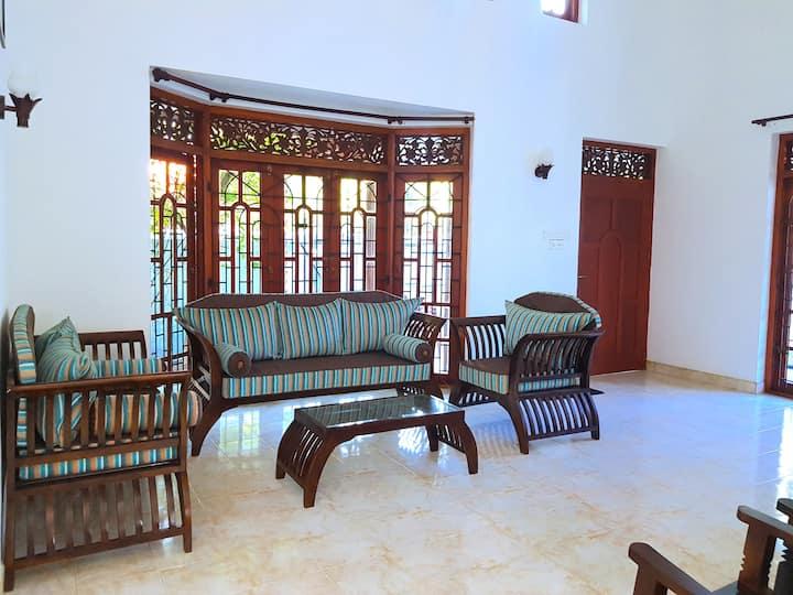 First floor. Ceylon lime Weligama (4 bedrooms)