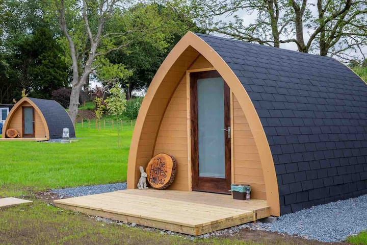 Lisnabrague Lodge Glamping Pods - The Hares Hollow