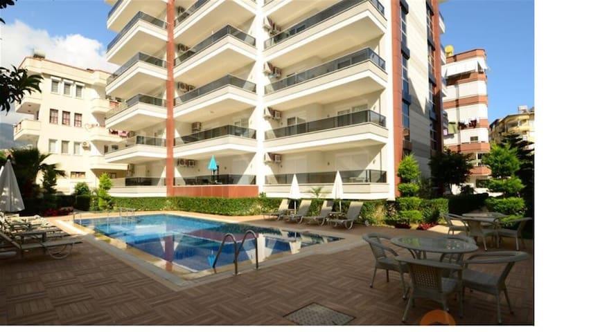 17 Cleoparta Residence  1+1/до пляжа 250м