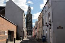 Chapel Street, Shandon, Cork