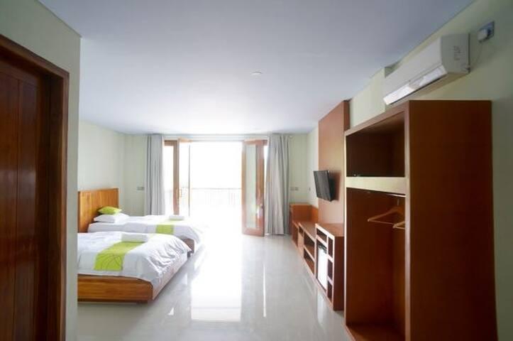 Studio apartment in Senggigi