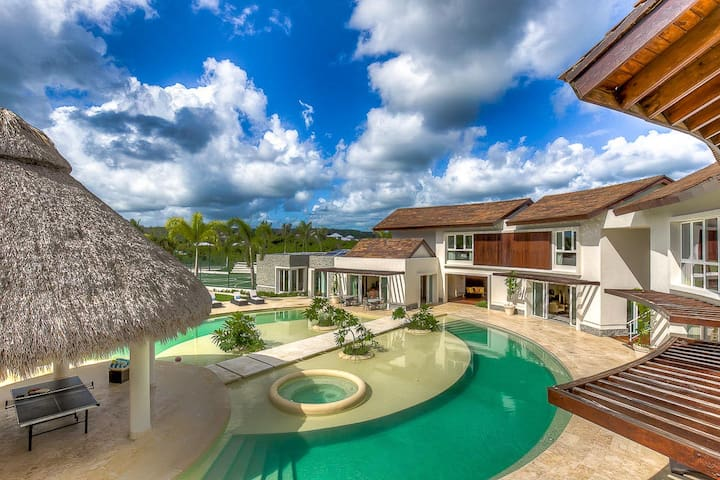 Tropical Dream Villa at Cap Cana