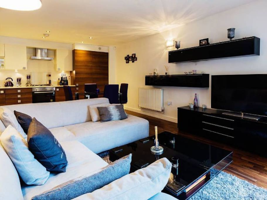 Gorgeous modern house with garden houses for rent in for Modern garden rooms london