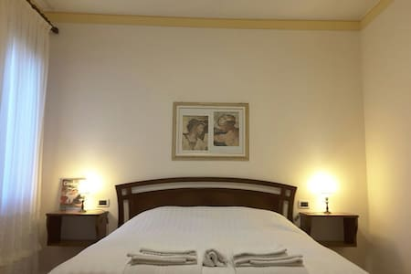 Resort: Two Rooms Apt in peaceful hill country - Pove del Grappa
