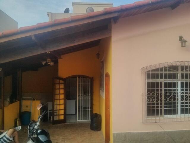 Vaga em República ou Temporário - Itajubá - บ้าน