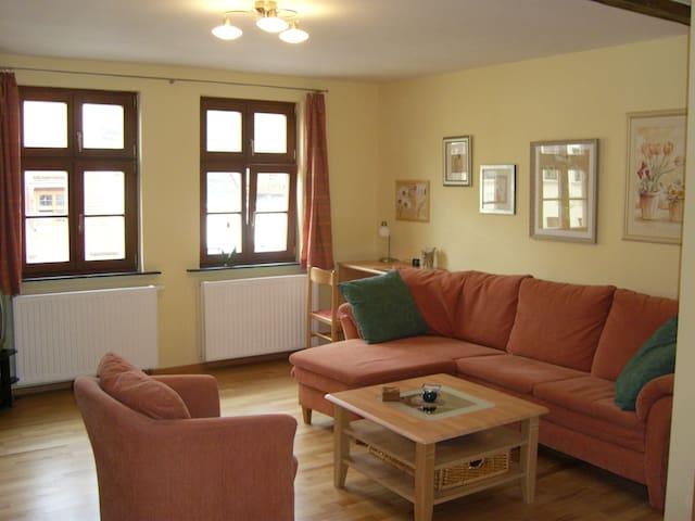 Altstadt Ferienwohnung Görlitz - Görlitz - Appartement