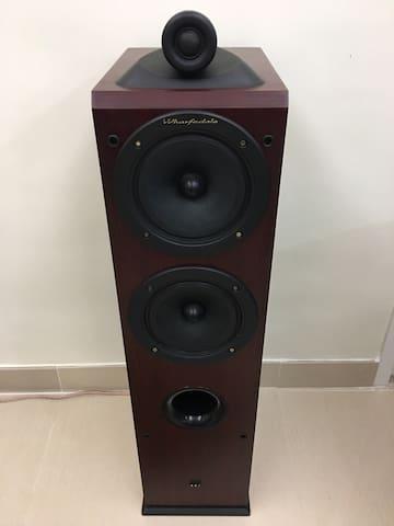 Premium England Wharfedale Tower Speakers. 英国高端音箱品牌Wharfedale座地音箱