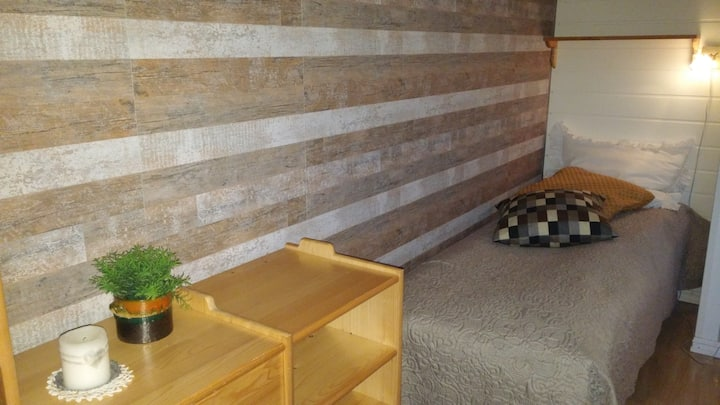 Room2 in quiet area close to nature. 30min to Oslo