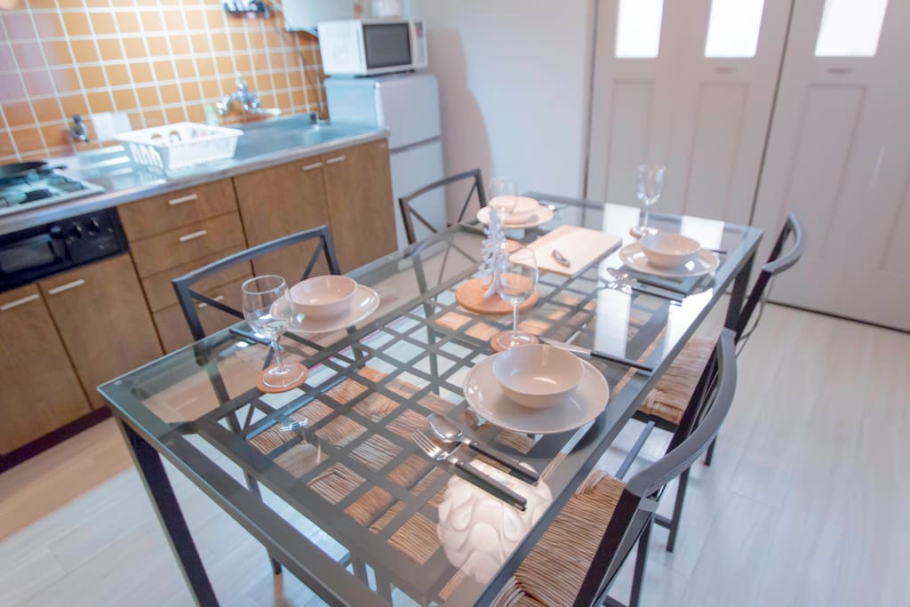 Thank you for visiting my listing. If you are looking for a comfortable place to stay in Osaka, You are on the right page