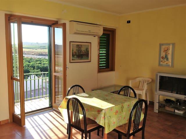 Appartamenti indipendenti/ camere B&B - Basilicata - Huoneisto