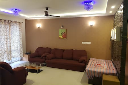 4  BHK Entire flat in the heart of Bangalore