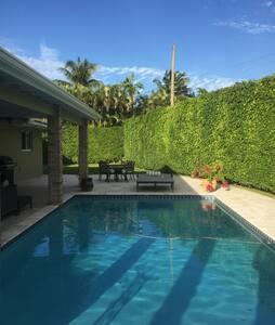 Quiet South Miami  Pool Home - Palmetto Bay