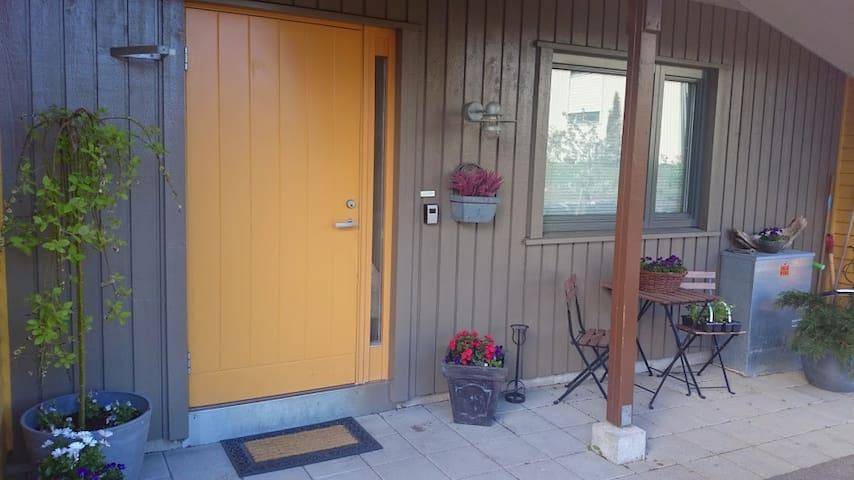 Koselig leilighet med sjøutsikt - Nøtterøy - Lägenhet