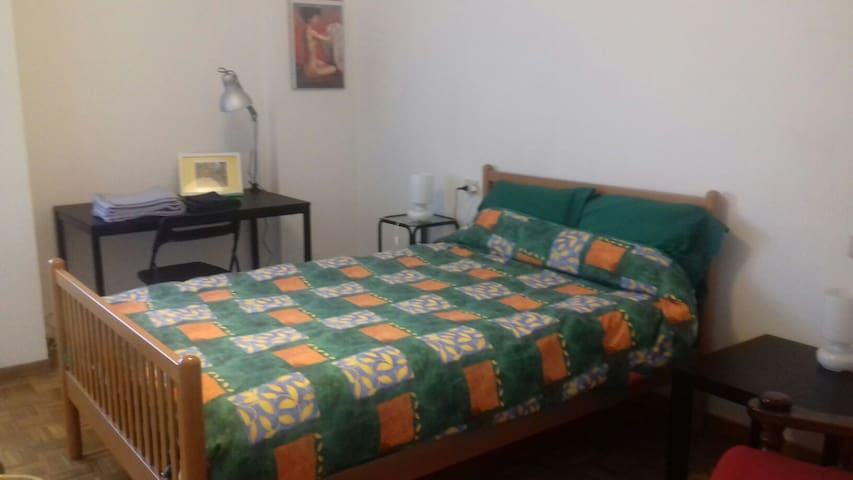 Cozy double bedroom - Firenze - Flat
