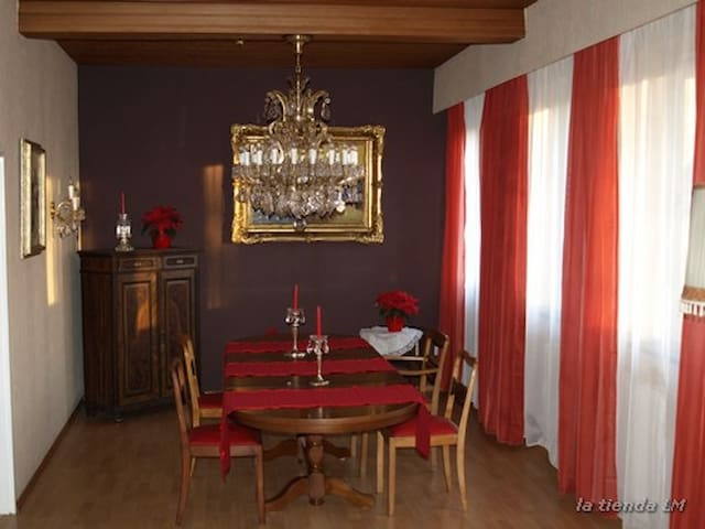Fewo in Selb m. gehobenem Wohnambiente, 3 Schlafzi - Selb - อพาร์ทเมนท์
