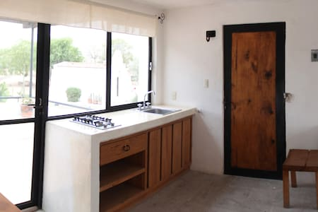 Duplex apartment with lovely view - Huichapan - Casa