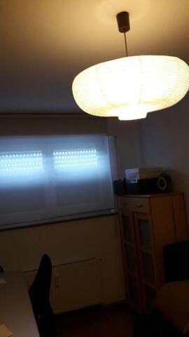 3 Zimmer ruhig und zentral - Stuttgart - Apartment