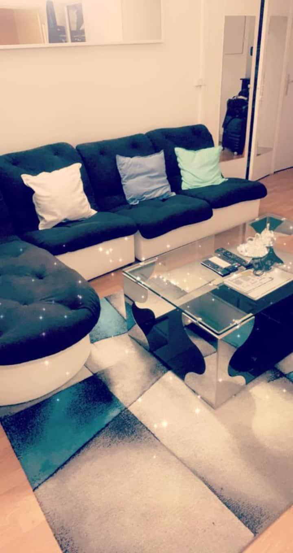 Logement chaleureux spacieux dans une résidence