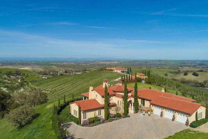Villa De Lucca, Vineyard Estate & Wedding Venue