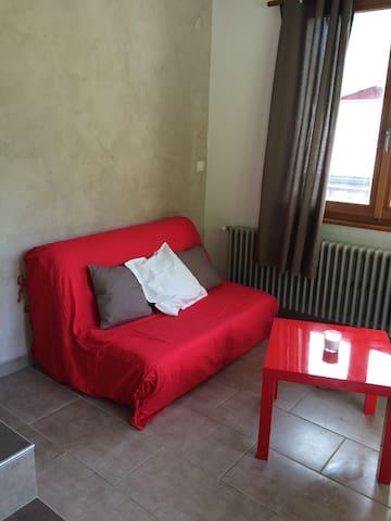 appartement duplex en montagne - Entremont - Pis