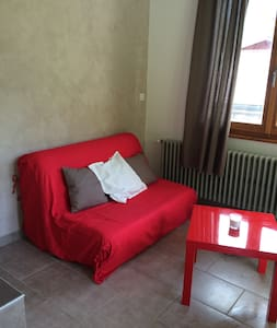 appartement duplex en montagne - Entremont - Apartment