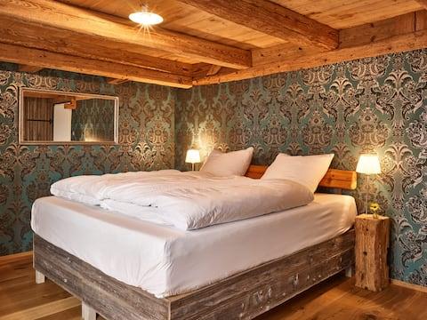 Premium bnb, luxus Boxspring Bed