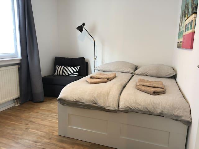 modernes Appartement im Herzen von Dortmund