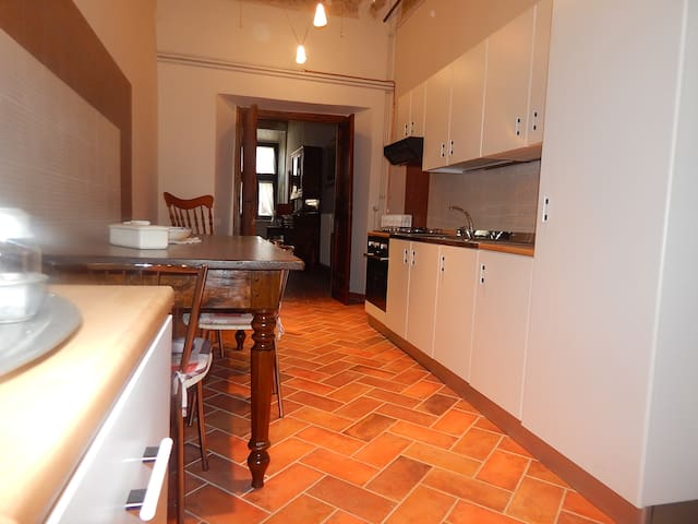 Ancient Apartment near Viterbo - Civita Castellana - Appartement