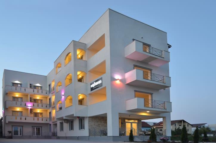 Double room Mykonos Boutique Villa Mamaia Nord