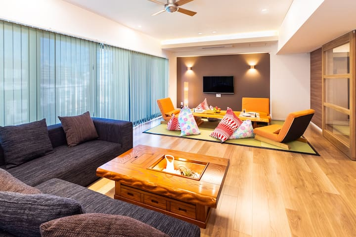 Design & Cozy Rizo Zaizen Hotel Japanese Modern 3F