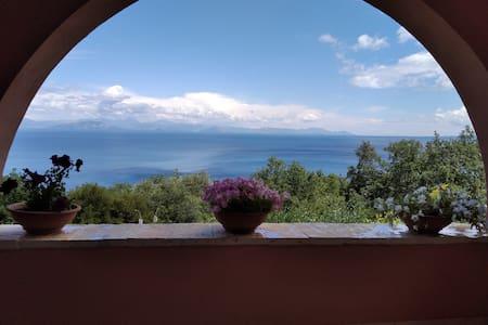 Ionian  sea view studio