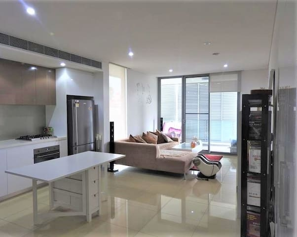 Comfortable Modern 2 Bedroom Apartment