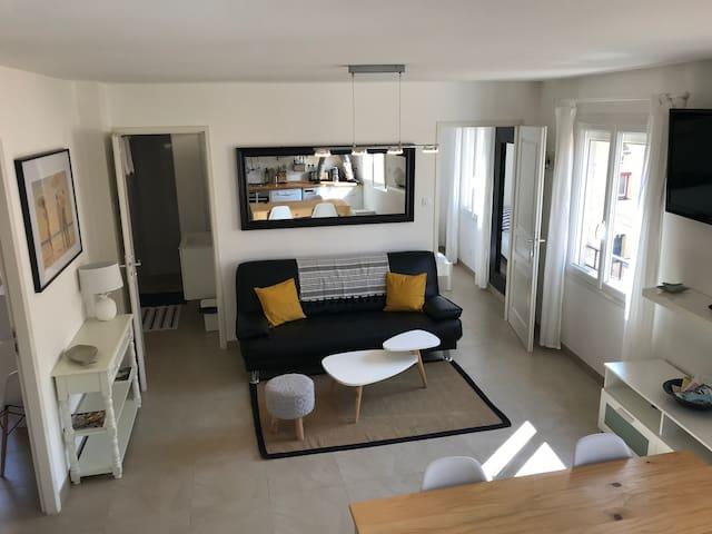 Appartement tout confort à Banyuls sur mer