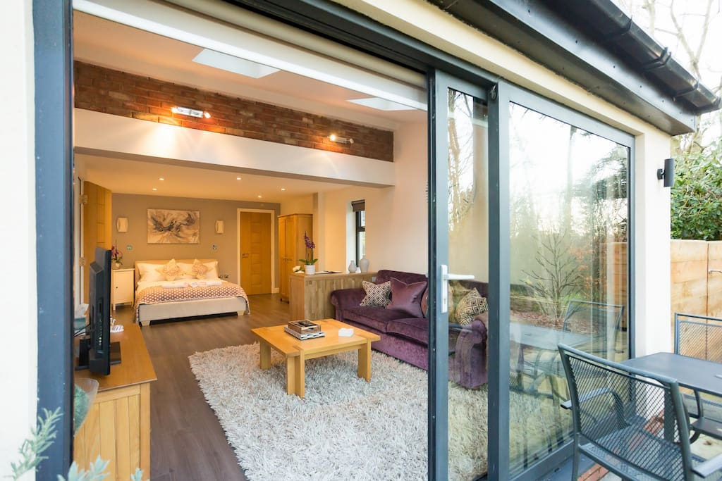 Bed And Breakfast Ilkley Area