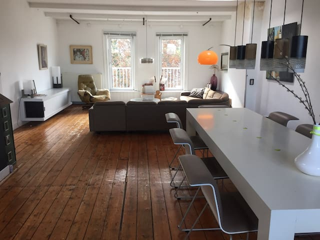 Spacious family apartment (120 m2) - Amsterdam - Appartement