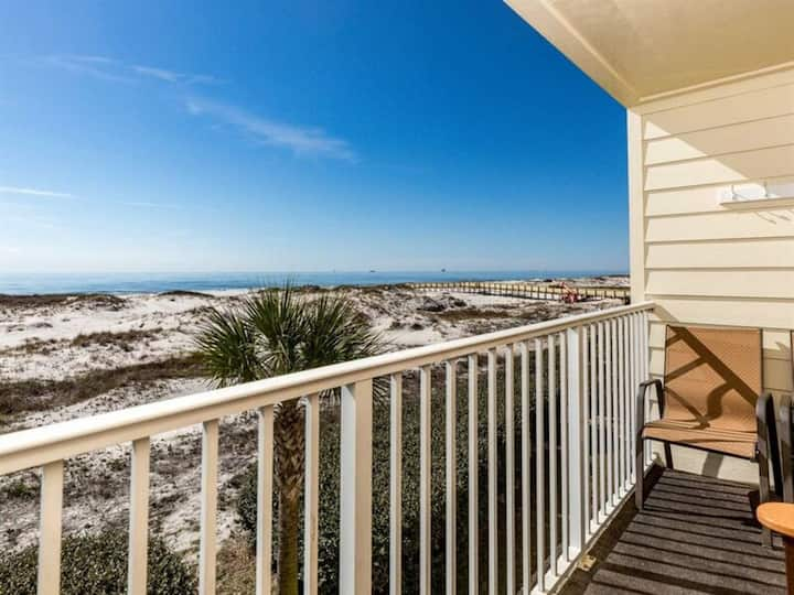 Gulf Shores Plantation by Meyer Vacation Rentals 1 Bedroom 1 Bath Sleeps 6