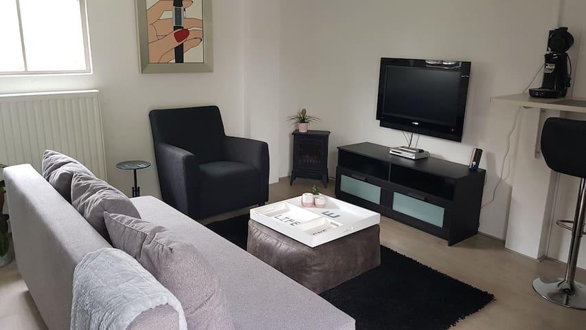 Knus & comfortabel appartement