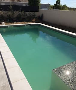 Maison de vacances en Provence - Manduel - Loma-asunto