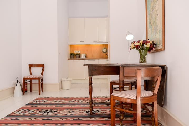 Charming apartment in Santos