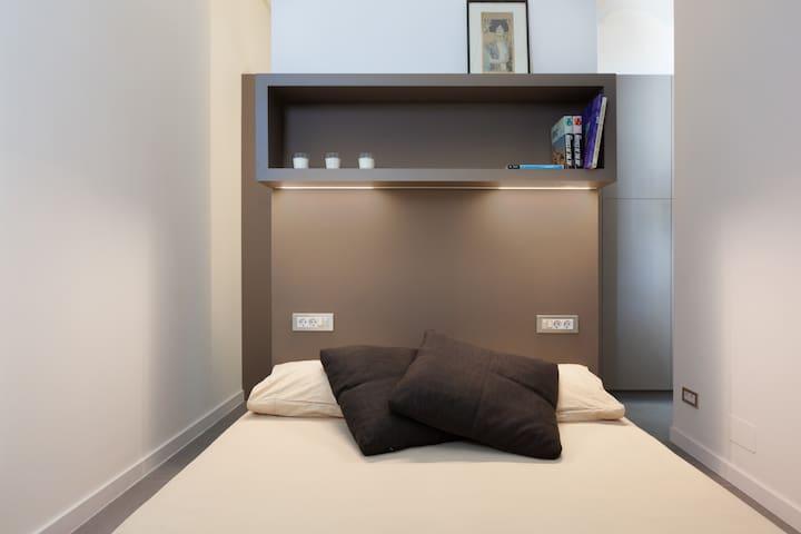 cama independiente