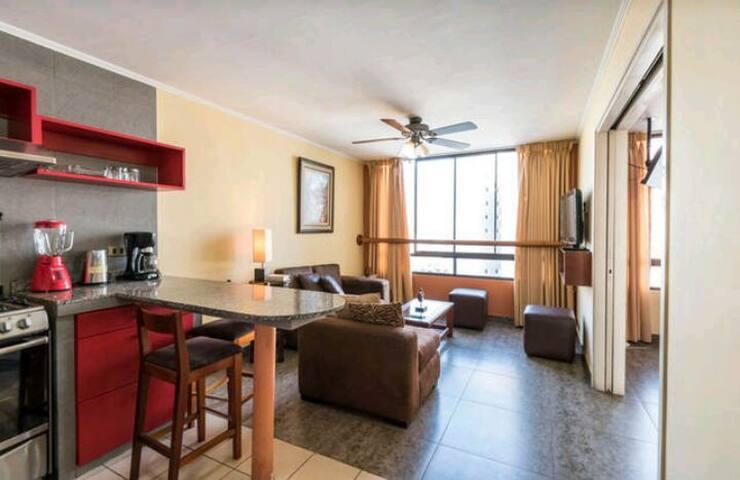 Acogedor Apartamento en Miraflores-LimaCassoForent