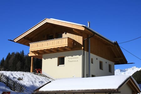 Ferienhaus Panorama für bis zu 6 Personen - Biberwier