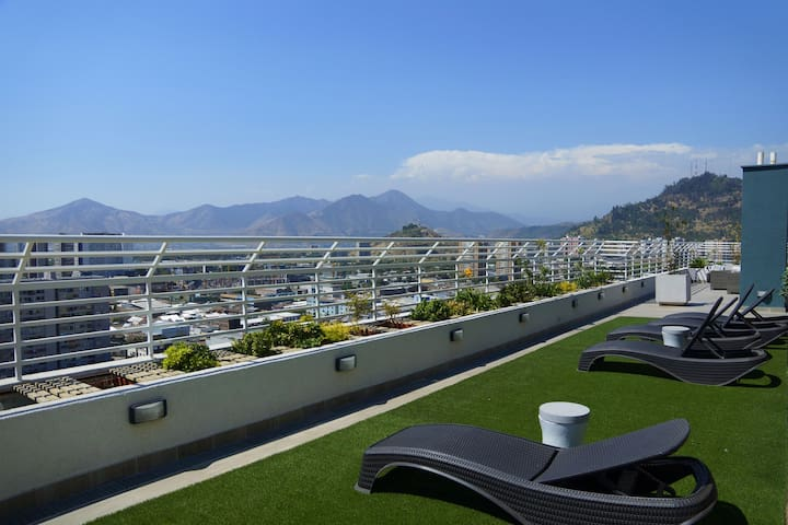 Modern apartment with great views. - Independencia - 아파트